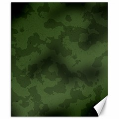 Vintage Camouflage Military Swatch Old Army Background Canvas 20  X 24