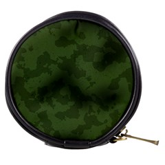 Vintage Camouflage Military Swatch Old Army Background Mini Makeup Bags