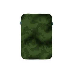 Vintage Camouflage Military Swatch Old Army Background Apple iPad Mini Protective Soft Cases