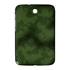 Vintage Camouflage Military Swatch Old Army Background Samsung Galaxy Note 8.0 N5100 Hardshell Case