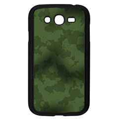 Vintage Camouflage Military Swatch Old Army Background Samsung Galaxy Grand DUOS I9082 Case (Black)