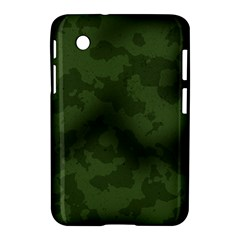Vintage Camouflage Military Swatch Old Army Background Samsung Galaxy Tab 2 (7 ) P3100 Hardshell Case