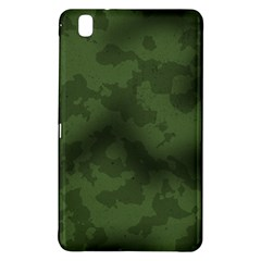 Vintage Camouflage Military Swatch Old Army Background Samsung Galaxy Tab Pro 8.4 Hardshell Case