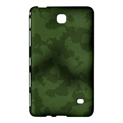 Vintage Camouflage Military Swatch Old Army Background Samsung Galaxy Tab 4 (7 ) Hardshell Case