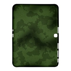 Vintage Camouflage Military Swatch Old Army Background Samsung Galaxy Tab 4 (10.1 ) Hardshell Case