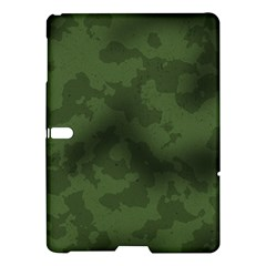 Vintage Camouflage Military Swatch Old Army Background Samsung Galaxy Tab S (10.5 ) Hardshell Case