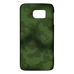 Vintage Camouflage Military Swatch Old Army Background Galaxy S6