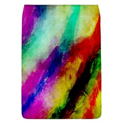 Colorful Abstract Paint Splats Background Flap Covers (L)