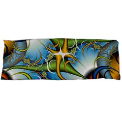 Random Fractal Background Image Body Pillow Case (Dakimakura)