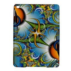 Random Fractal Background Image iPad Air 2 Hardshell Cases