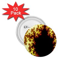 A Fractal Image 1 75  Buttons (10 Pack)