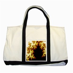 A Fractal Image Two Tone Tote Bag