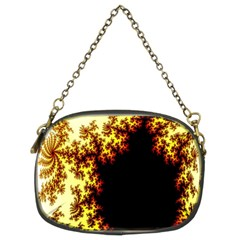 A Fractal Image Chain Purses (two Sides)