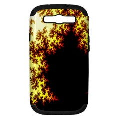 A Fractal Image Samsung Galaxy S Iii Hardshell Case (pc+silicone)