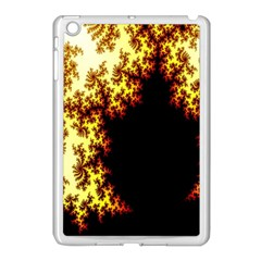 A Fractal Image Apple Ipad Mini Case (white)
