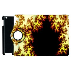 A Fractal Image Apple iPad 3/4 Flip 360 Case