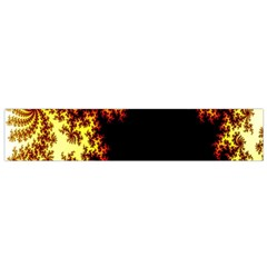 A Fractal Image Flano Scarf (small)