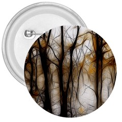 Fall Forest Artistic Background 3  Buttons