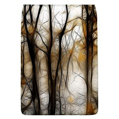 Fall Forest Artistic Background Flap Covers (L)