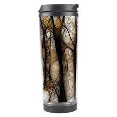 Fall Forest Artistic Background Travel Tumbler