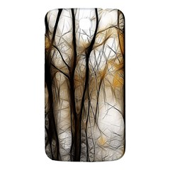 Fall Forest Artistic Background Samsung Galaxy Mega I9200 Hardshell Back Case