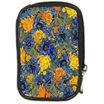 Floral Pattern Background Compact Camera Cases Front