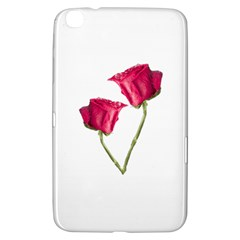 Red Roses Photo Samsung Galaxy Tab 3 (8 ) T3100 Hardshell Case