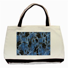 Floral Pattern Background Seamless Basic Tote Bag