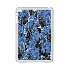 Floral Pattern Background Seamless iPad Mini 2 Enamel Coated Cases