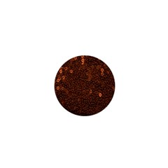 Brown Sequins Background 1  Mini Magnets