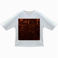 Brown Sequins Background Infant/toddler T Shirts