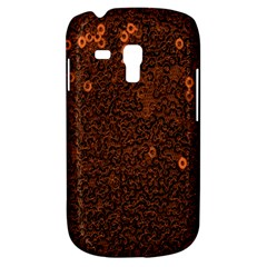 Brown Sequins Background Galaxy S3 Mini