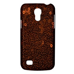 Brown Sequins Background Galaxy S4 Mini