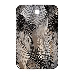 Floral Pattern Background Samsung Galaxy Note 8.0 N5100 Hardshell Case