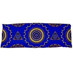 Abstract Mandala Seamless Pattern Body Pillow Case Dakimakura (Two Sides)