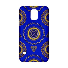 Abstract Mandala Seamless Pattern Samsung Galaxy S5 Hardshell Case