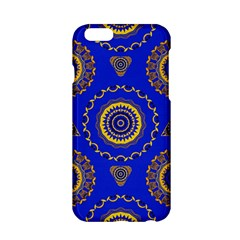 Abstract Mandala Seamless Pattern Apple iPhone 6/6S Hardshell Case