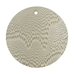 Coral X Ray Rendering Hinges Structure Kinematics Ornament (round)