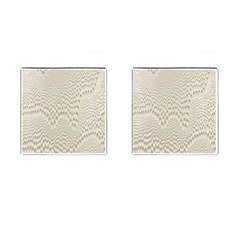 Coral X Ray Rendering Hinges Structure Kinematics Cufflinks (square)