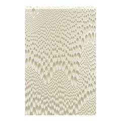Coral X Ray Rendering Hinges Structure Kinematics Shower Curtain 48  X 72  (small)