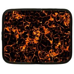 Fiery Ground Netbook Case (xl)