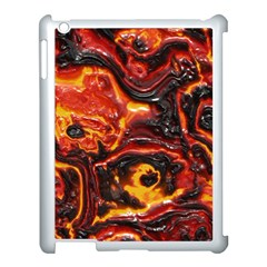 Lava Active Volcano Nature Apple Ipad 3/4 Case (white)