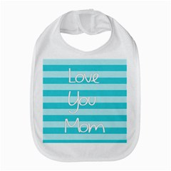 Love You Mom Stripes Line Blue Amazon Fire Phone