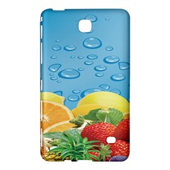 Fruit Water Bubble Lime Blue Samsung Galaxy Tab 4 (8 ) Hardshell Case