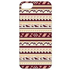 Pattern Tribal Triangle Apple Iphone 5 Classic Hardshell Case