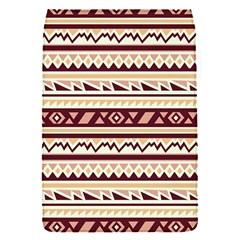 Pattern Tribal Triangle Flap Covers (s)