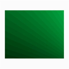 Green Beach Fractal Backdrop Background Small Glasses Cloth
