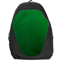 Green Beach Fractal Backdrop Background Backpack Bag