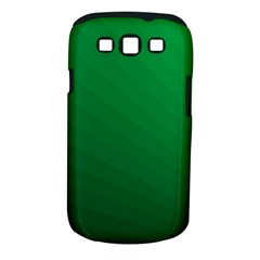 Green Beach Fractal Backdrop Background Samsung Galaxy S III Classic Hardshell Case (PC+Silicone)