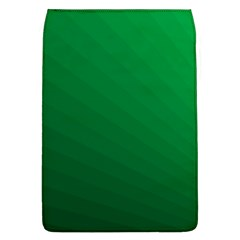 Green Beach Fractal Backdrop Background Flap Covers (l)